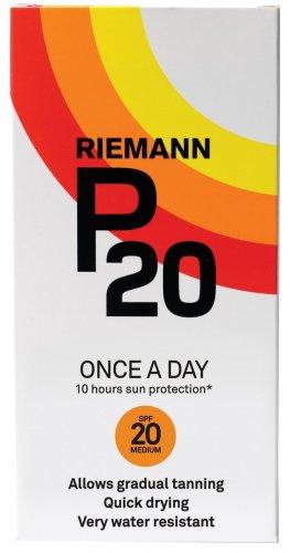 Riemann P20 Sun Protection £6.60 @ Primark