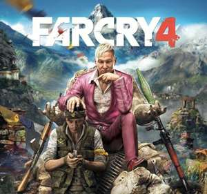FAR CRY 4 (PC) - use 5% off code (like FB page) Preorder @ cdkeys.com - £26.59