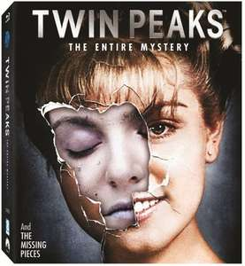 Twin Peaks: The Entire Mystery Bluray Complete Boxset Pre-order £49.75 (rrp £69.99) Amazon! FINALLY