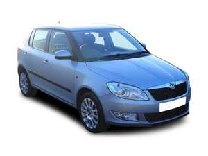 Skoda fabia VRS the hot one £14189 @ carfile