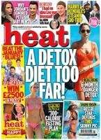HEAT MAGAZINE - FOUR ISSUES FOR £1.00 @ Bounty parenting club
