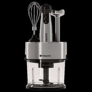 Multifunctional Hand Blender 700w was £99.99 now, £53.99 + 45% off everything @ Hotpoint Direct