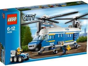** LEGO City 4439: Heavy Lift Helicopter now £17.50 @ Asda Direct **