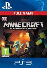 Minecraft (PS3) Digital code (like fbpage & use 5% discount code) @ cdkeys.com - £11.96