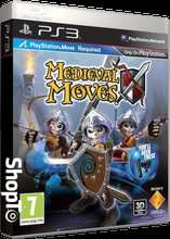 Medievil Moves (PS3\Move) £2.86 Delivered @ Shopto