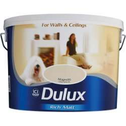 Dulux magnolia 10l matt down to £7 starting Friday B&Q