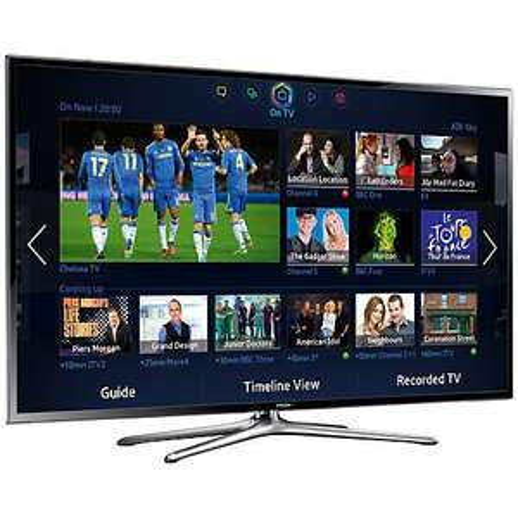 Samsung UE32F6400 32 -inch LCD 1080 pixels 200 Hz 3D TV - £379.95 @ John Lewis