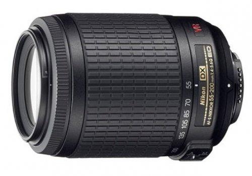 Nikon 55-200MM F/4-5.6 AF-S VR DX Black Lens £94.99 @ Buyacamera