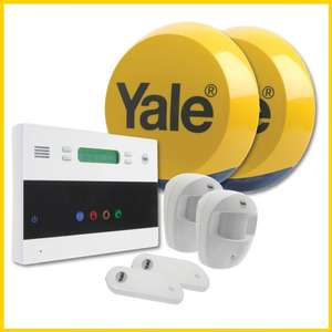 Yale Easy Fit Telecommunicating Alarm £176.40 @ Ironmongery Direct