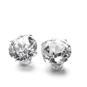 925 Silver Stud Earrings set with SWAROVSKI Crystal 'RRP £19.99' £3.49 delivered from  pewterhooter @ Amazon
