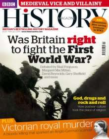 BBC History Magazine. 3 Months (3 Issues) for £1 at BBC.co.uk