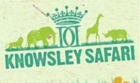 Half Price Family Ticket To Knowsley Safari Park £29 (was £58) with Rock FM