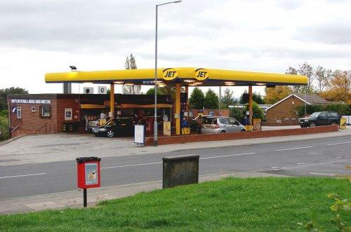 JET GARAGES - Diesel @ £1.28 per litre