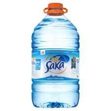 Saka Natural Mineral Water 5 Litre £1.00 @ Tesco