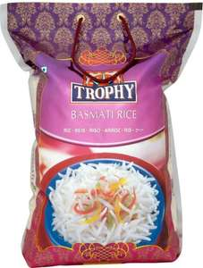 10KG Trophy basmati rice £10.99 @ Lidl from thursday 29th may(was £ 12.99)