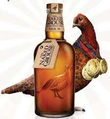 The Naked Grouse Blended Whisky £21 @ Tesco.