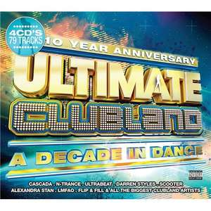 Ultimate Clubland - 83 tracks for £3.99 Google Play