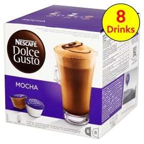Dolce gusto 3 for £10.00 @ Asda