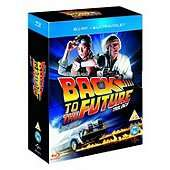 Back To The Future 1-3 Blu-Ray Boxset With UV £7.50 @ Tesco Direct