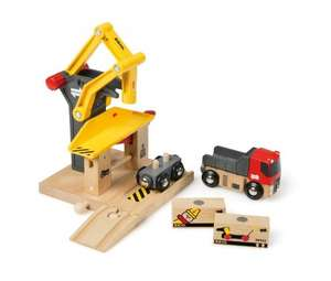BRIO 33280 Freight Goods Station £12.90 Delivered @ Amazon