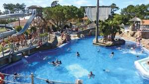 Eurocamp 1 week long holiday in Le Vieux Port, Gascony in June from only £120 for a party of 6 i.e. £3.33 pp pn