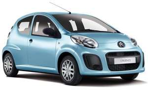 New C1 1.0i VT 3dr £6380, was £8095 save £1715 @ Citroen retail group.