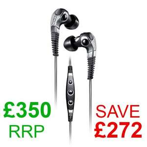 Denon AH-C400 In-Ear Headphones £77.59 (was £350) @ Amazon (home AV direct)