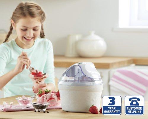 Ice Cream Maker £19.99 in store at aldi