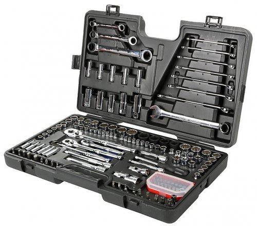 Halfords Advanced Professional 150 Piece Socket & Ratchet Spanner Set was £200 now £95 @ Halfords