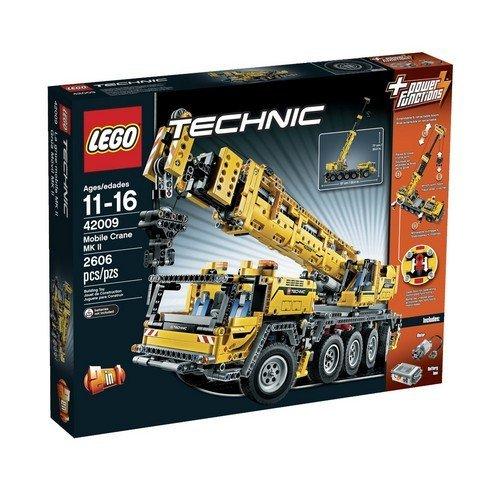 LEGO Technic 42009: Mobile Crane Mk II £107.99 @ Amazon
