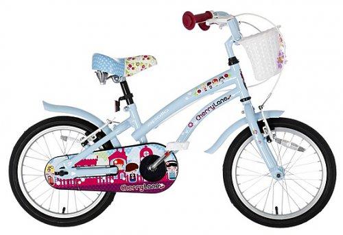 Girls Bike - 16'' (Apollo Cherry Lane) £89.99 - was £179.99 @ Halfords