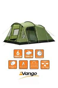 Vango Calisto 600 (2011) 6 person Tent £179.99 @ Best Buys