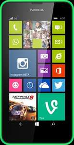 Nokia Lumia 630 - newly released WP8.1 phone, just £79.95 on pay as you go upgrade (Virgin/Vodafone) @ Carphone Warehouse
