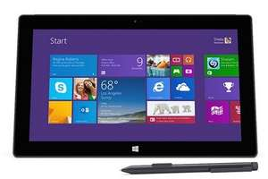 64 GB Surface Pro 2 - £569 on the Microsoft store (save £150) and 3% on Quidco.