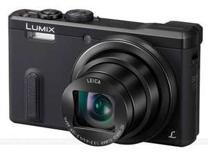 Panasonic Lumix DMC-TZ60 Compact Superzoom Digital Camera - Black (18.1MP, 30x Optical Zoom, High Sensitivity MOS Sensor) @ UK Digital Cameras