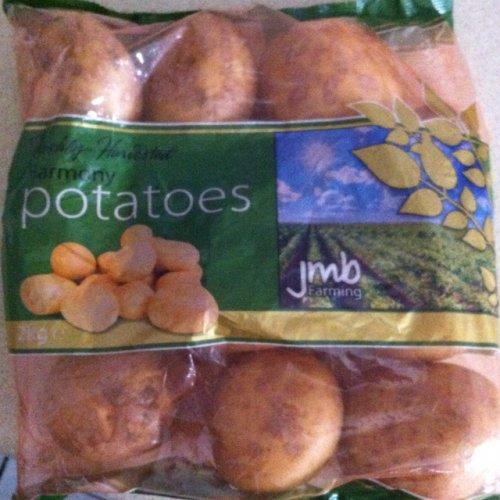 jmb farming 2kg potatoes 58p @ Home Bargains