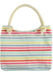 Beach Bags £5 @ Matalan (Free collect instore)