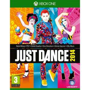 Xbox one Just Dance 2014 - £22.95 - John Lewis