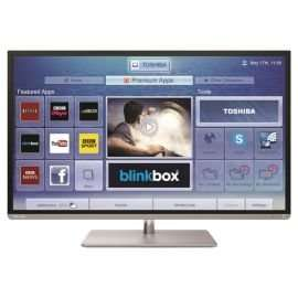 "Toshiba 32L6353 32"" smart tv,wifi,1080p led,hd freeview, £209 @ Tesco with code"