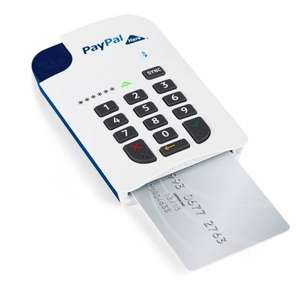 PayPal Here Chip & Pin Reader - SALE £49.95 at Paypal