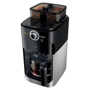 Grind & Brew Coffee maker HD7762/00 £104 @ Philips