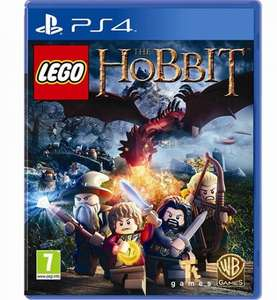 Lego: The Hobbit (PS4) @ Games Centre / Grainger Games (£26.99 Preowned) - NEW - £29.99