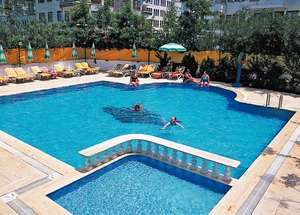 Parador Apartments Turkey, Antalya, Alanya £400 for 4 people for 14 nights from manchester @ Airtours