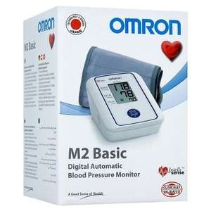 Omron M2 Basic Upper Arm Blood Pressure Monitor - Half Price £12.49 @The co-operativepharmacy. Free delivery on orders over £30
