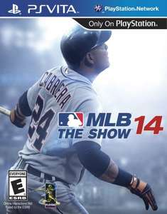(PS Vita) MLB 14 The Show - £9.89 Delivered - Boomerang