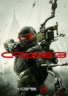 PC Download - Crysis ® 3  - £5.10 @ UBISOFT