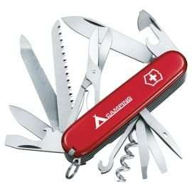 Victorinox 21 Function Swiss Army Knife - Reduced from £40 to £18 (£13 for new customers) @ Tesco Direct