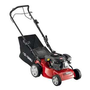Sanli 42cm Self-Propelled Rotary Lawnmower £157.98 @ Ideal World