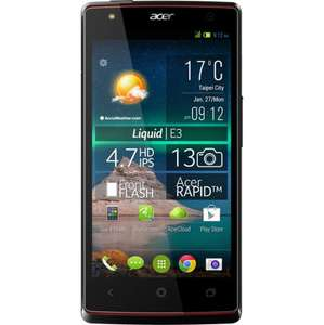 Acer Liquid E3 (Monthly Contract(s)) £480 @ Three