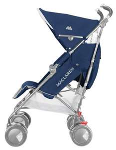 ** Maclaren Techno XT Pushchair (Medieval Blue) now £149.85 (using code) @ Boots **